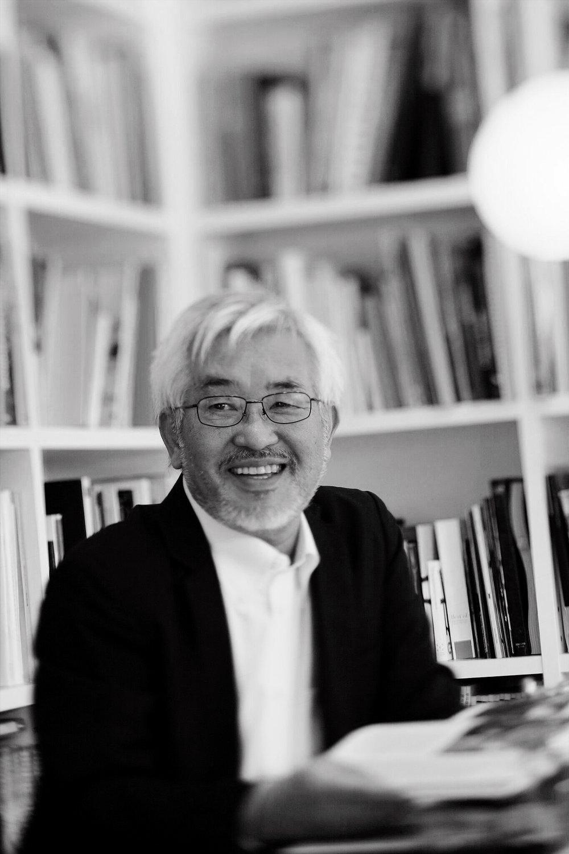 Japanese design master Shigeru Uchida.