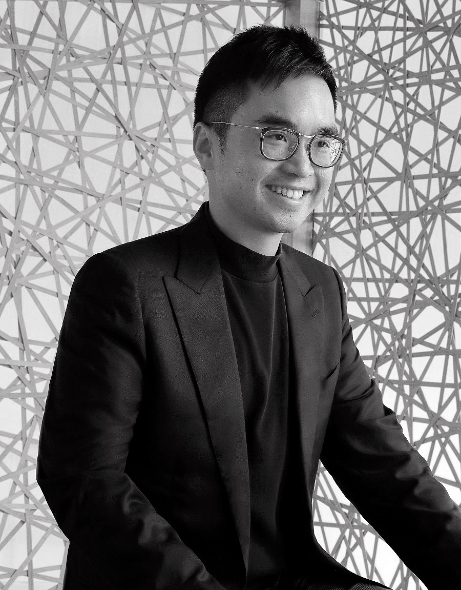Adrian Cheng‭, ‬the Executive Vice-chairman and Joint General Manager of New World Development‭, ‬the founder of K11‭ ‬and K11‭ ‬Art Foundation‭.‬