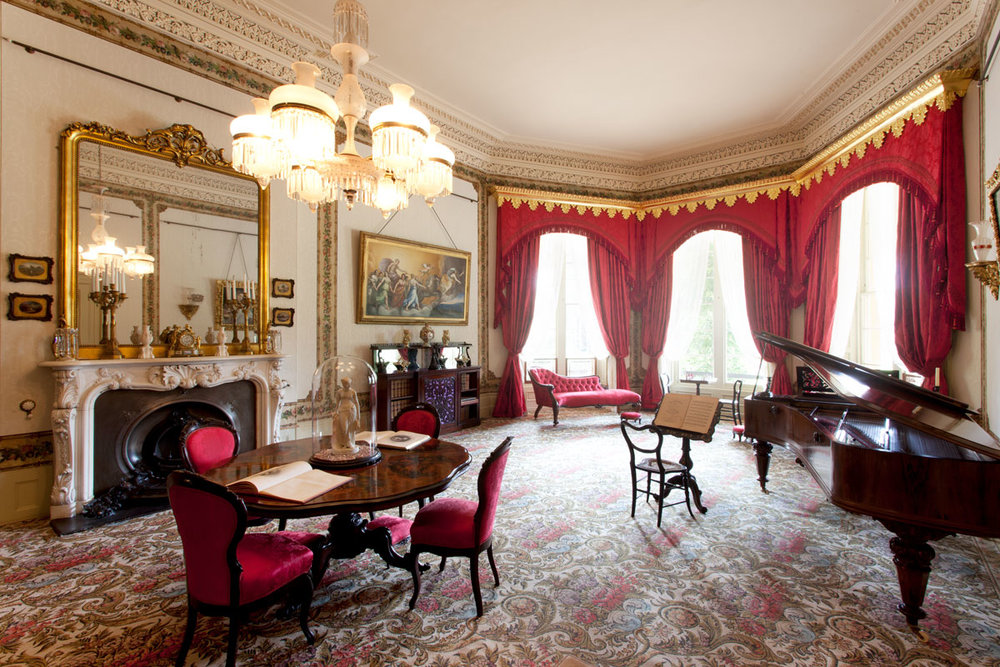 Vaucluse House Drawing Room‭ (‬c‭) ‬Jamie North