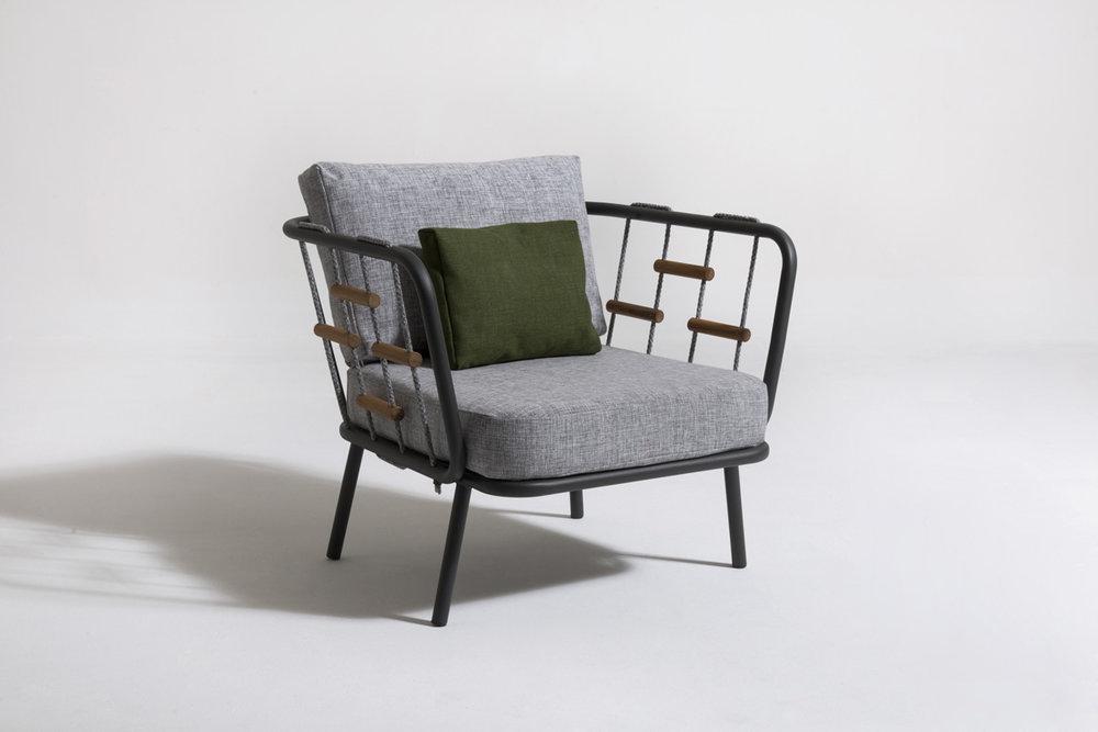 TANLENTI  Soho Living Armchair