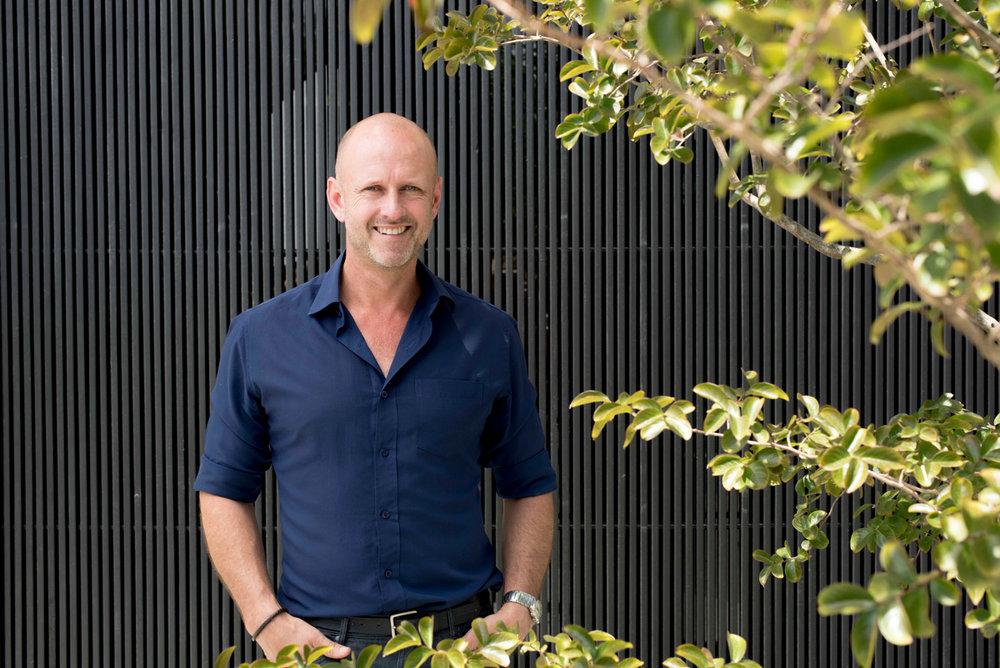 Matt Cantwell  Multi-award winning Landscape Designer and Director of Secret Gardens of Sydney.