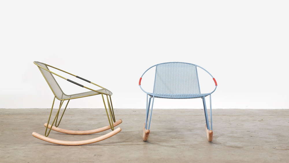 Volley Chair Range for Tait