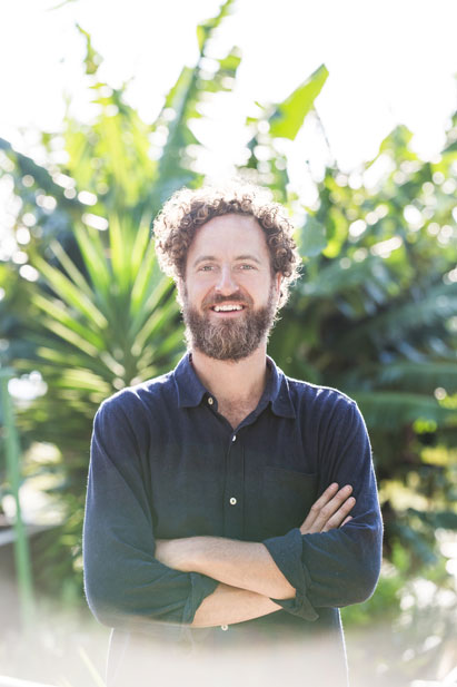 Grant Boyle  Multi-Award winning Landscape Designer and Founder of Fig Landscapes.