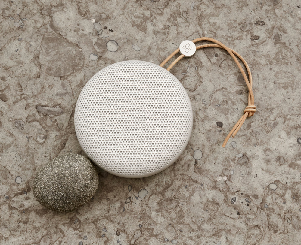 Cecilie has been collaborating with Danes Bang‭ & ‬Olufsen since 2014‭. ‬She designed several models of portable speakers for B&O Play‭ ‬‮$‬ع‭ ‬the more affordable brand recently launched by‭ ‬Bang‭ & ‬Olufsen‭.‬