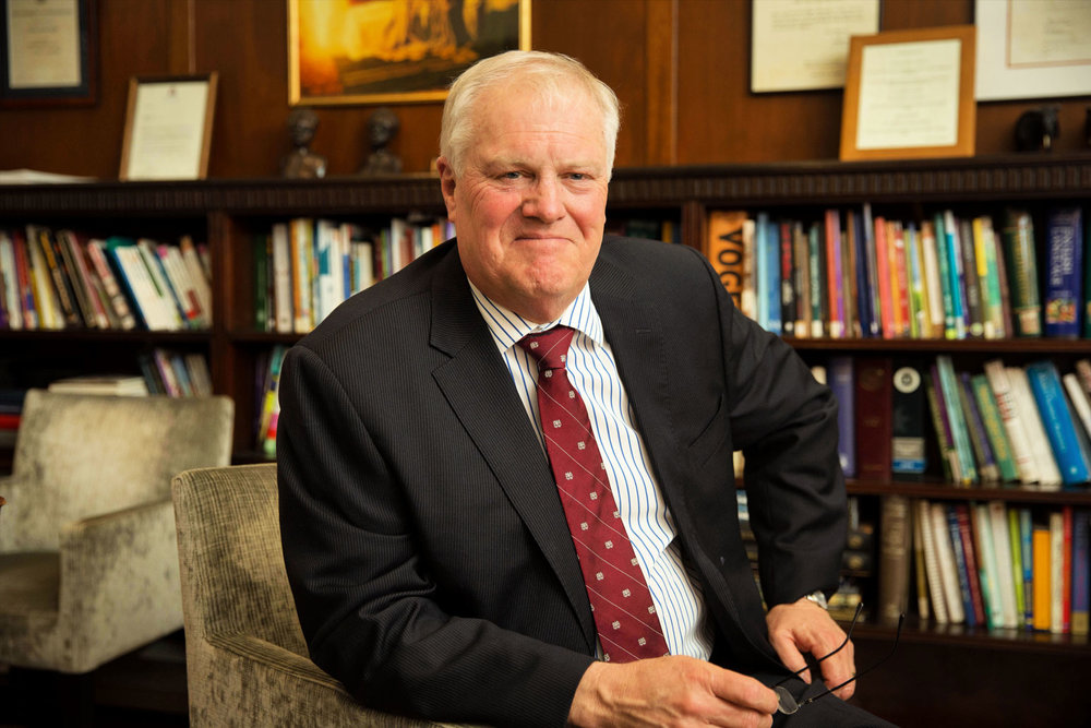 Headmaster Dr Timothy Wright