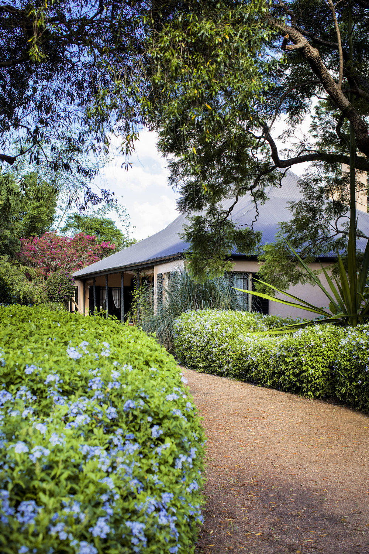 Elizabeth Farm exterior (c) James Horan for Sydney Living Museums