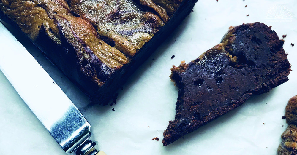 gluten-free-tahini-chocolate-brownies