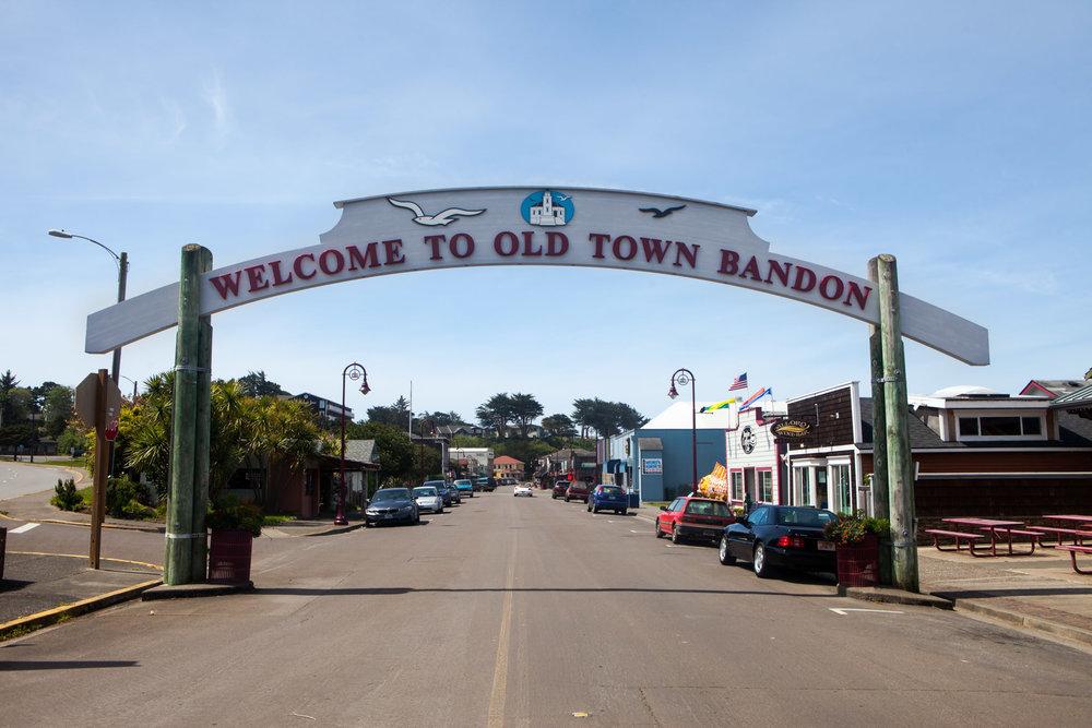 Old Town Bandon