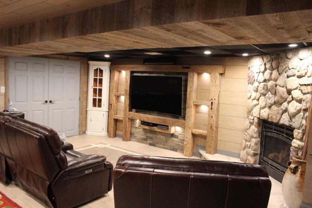 Reclaimed Wood Deccoru0026nbsp;