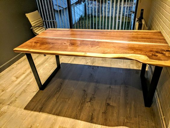Solid Wood Tables -