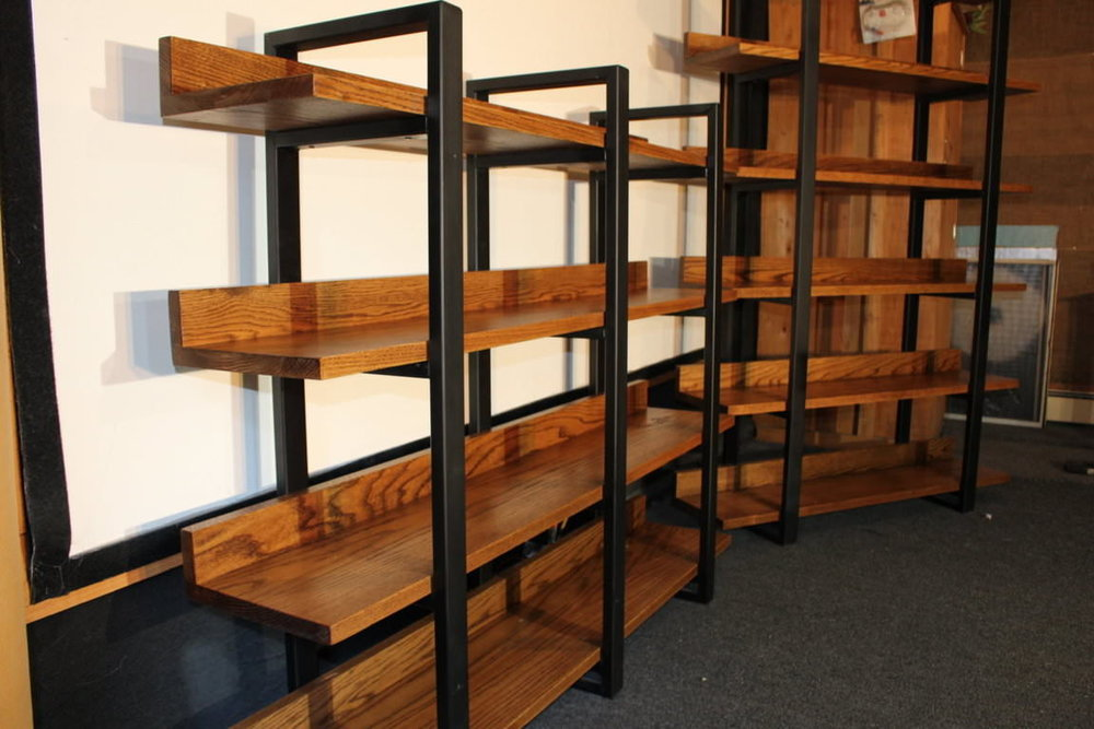 wood shelves floating wood shelf bookshelves nj ny li ct long