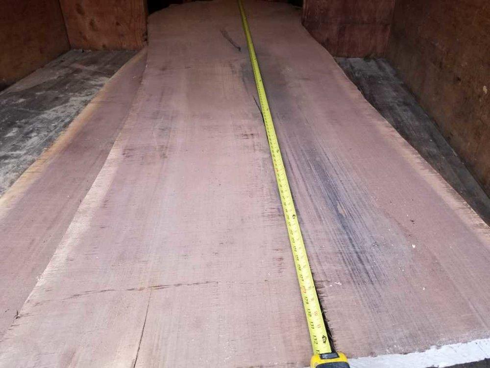 big live edge walnut slabs NY