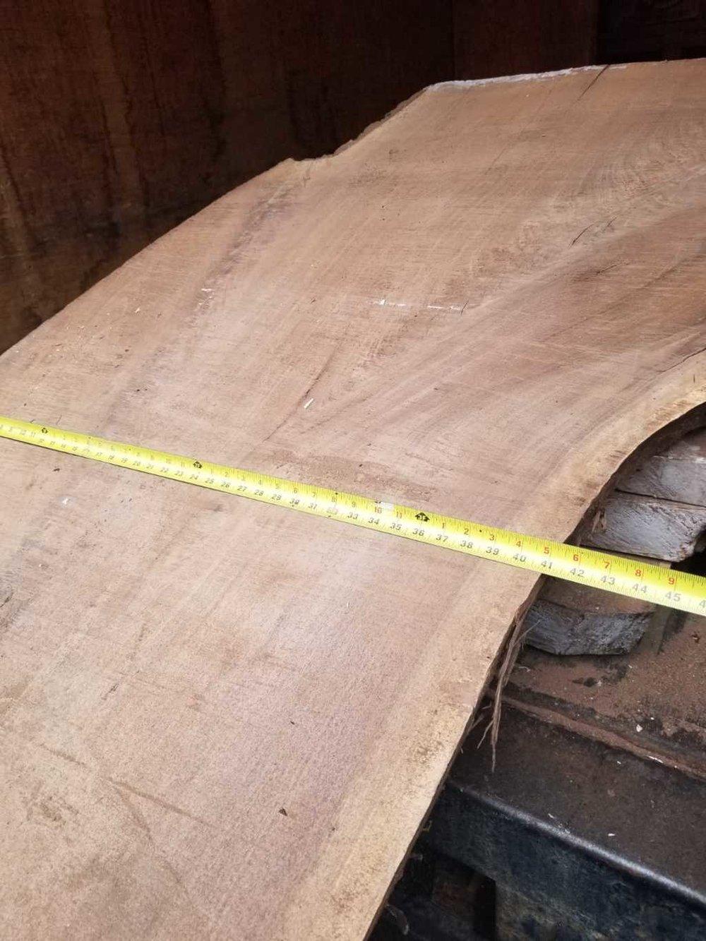 big live edge walnut slabs NJ