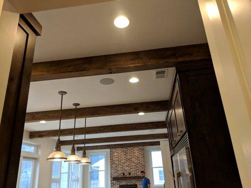 Custom Wood Ceiling Beams Decorative Beams Hollow Beams Nj Ny