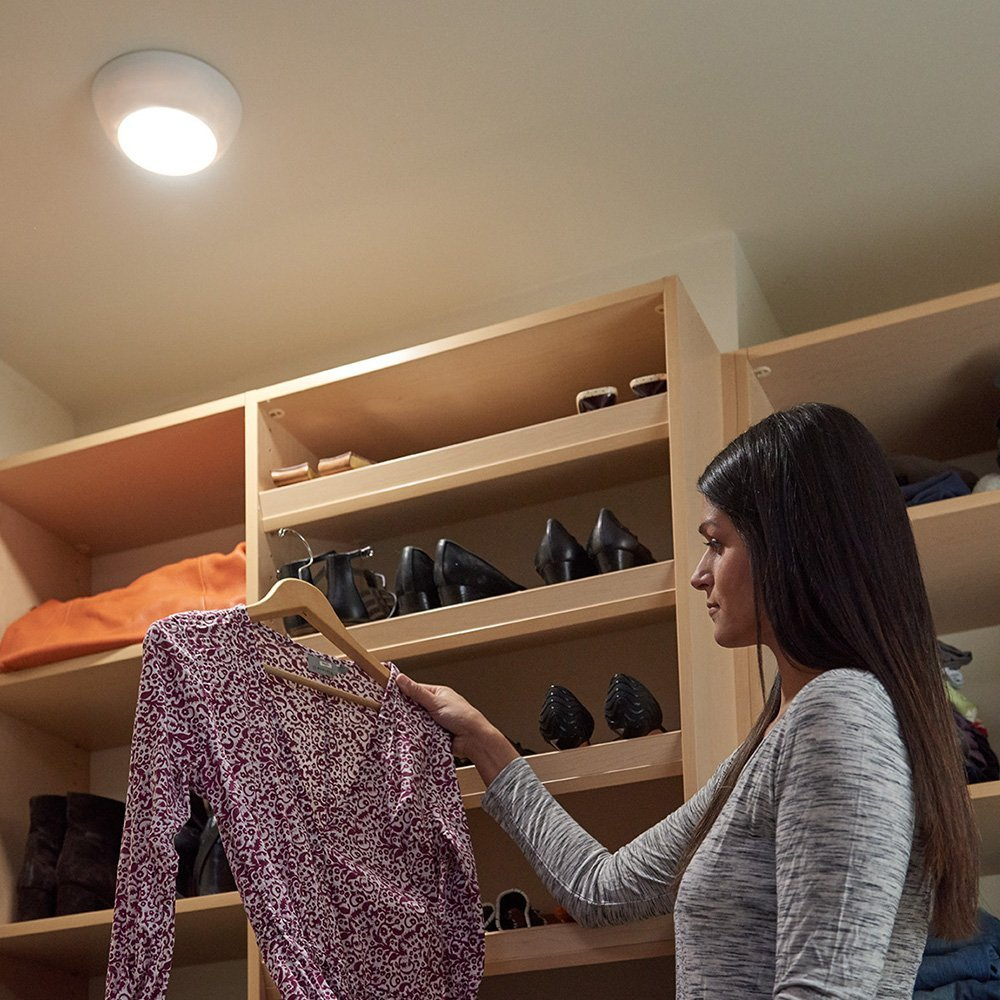 Closet Motion Sensing LED