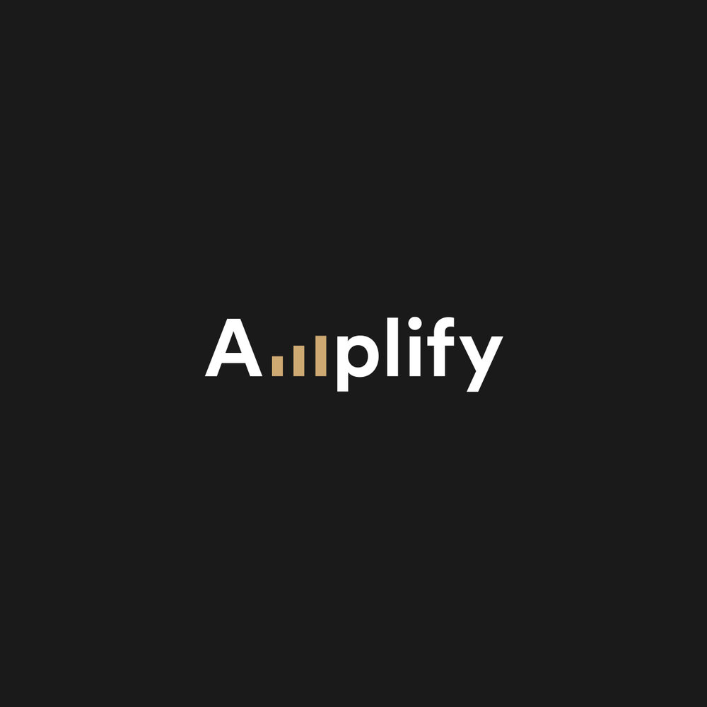 AMPLIFY  A creative recruitment brand with the volume turned up