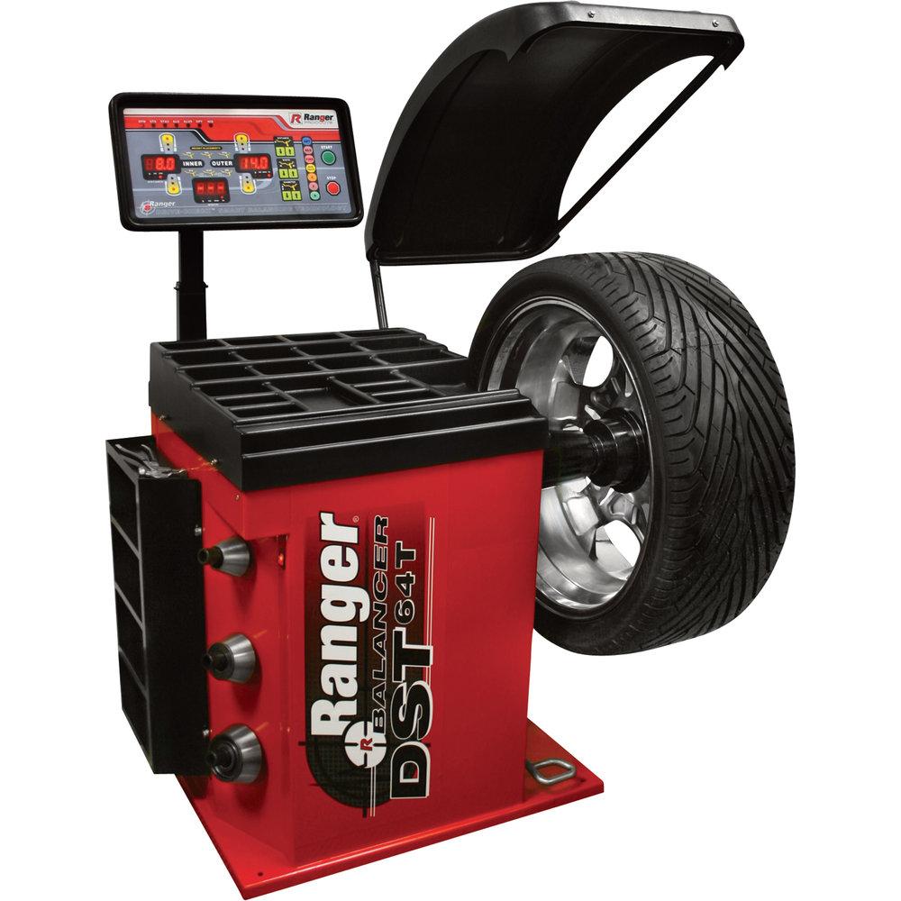 Wheel Balancing - For steering wheel vibrations