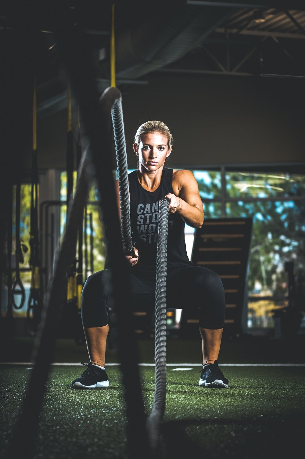 "Battling ropes look cool, a lot cooler than an overhead press. However, if you think they will build more shoulder strength than lifting a heavy barbell over your head because you saw it on ""Ballers"" or ""The Biggest Loser"" you sir, would be wrong!!"