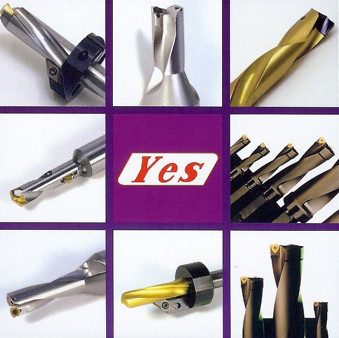 YES Drills - YTDI YES is Indexable drill technology with an incredible range of sizes in 0.1 increments. These drills use the latest NANO coating, giving superior cutting data and tool life. A special combination drill is available to customer requirements in 4 weeks. YTDI YES drills are also available for dry machining drilling offering a 200% increase in speed.Say YES for Drilling in 3, 5, 7 & 10 x Diameter, with 0.1 increments in 8mm - 50mm Diameter,  using YES TOOL indexable drill technology. We can achieve bore tolerances of H7 and very good surface finishes as the tool body is actually ASP30,  and very stable with excellent cutting data to reduce expensive machining times.