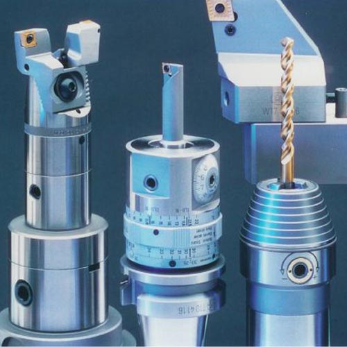 MODULAR TOOLING - We offer a complete Modular Boring solution covering 0.3 - 2600mm bore range with depths to 10 X D+ for fine and rough boring.Our modular tooling has unique threaded and quick change ABS heads, with the ability to rough, finish + adapt tools to bore on a larger scale.  The newest modular tooling features include Digital tool adjustment for Fine Boring. Fine boring KITS are available with Steel and Carbide boring bars. We can offer turnkey CAD based proposals, as well as special monobloc tools.