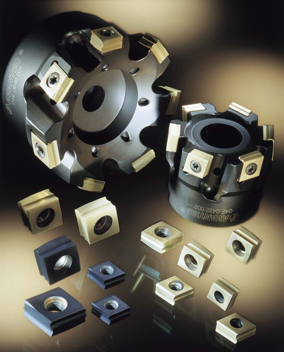 AVANTEC - Choose Avantec for the complete Indexable Milling Solution, from CAD Design for your specific application through to Inserts.Visit the Indexable Milling Page for more details and to download the catalogue.