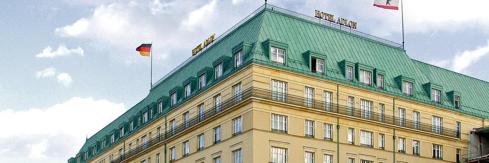 Copy of Hotel Adlon, Berlin