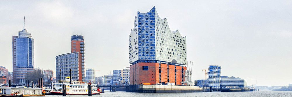 Elbphilharmonie & Marco-Polo-Tower, Hamburg