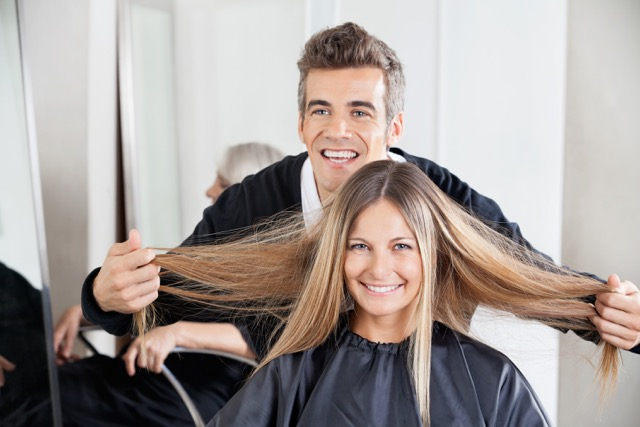 Hair stylists booth rentals