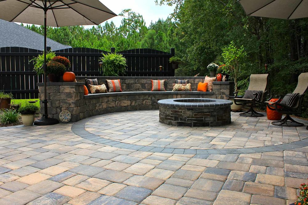 Paver Patio Contractor Hilton Head Island SC