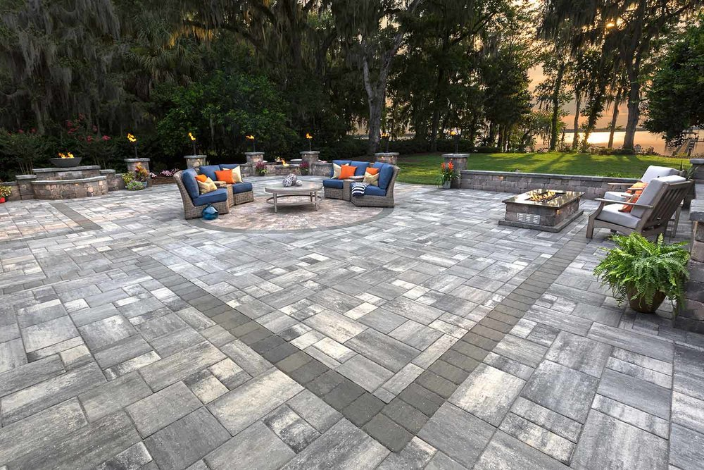 Patio Paver Design Contractor Hilton Head Island SC