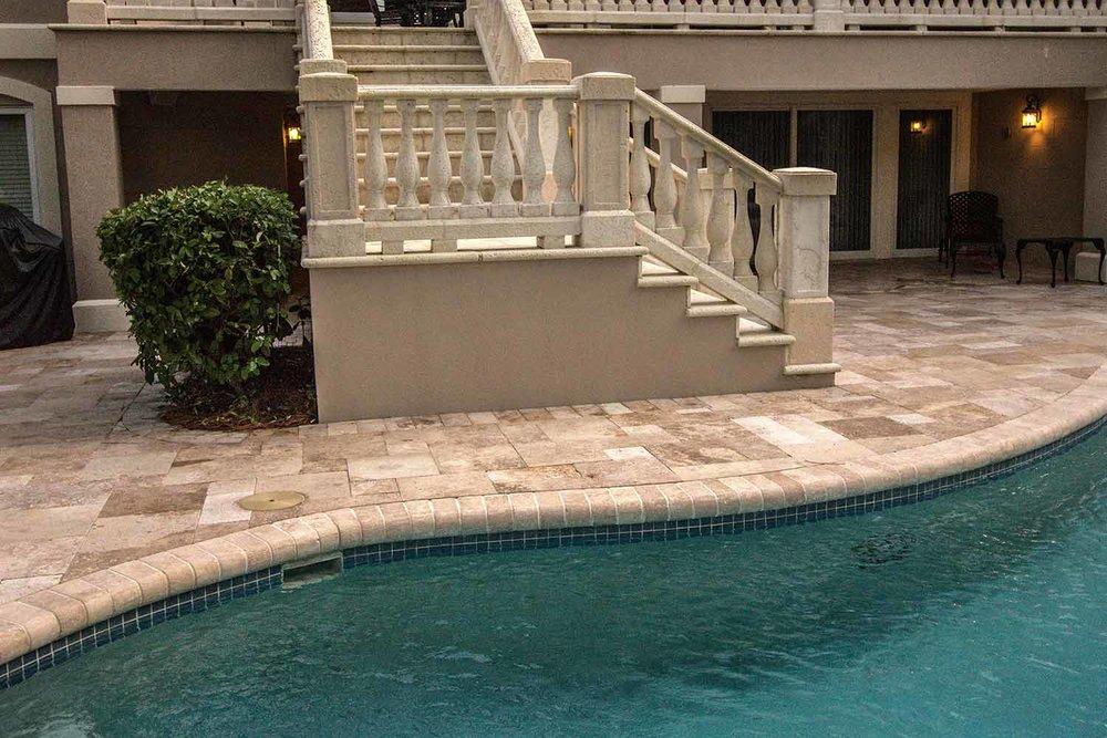 Pool Deck Remodel Designs Hilton Head Island SC