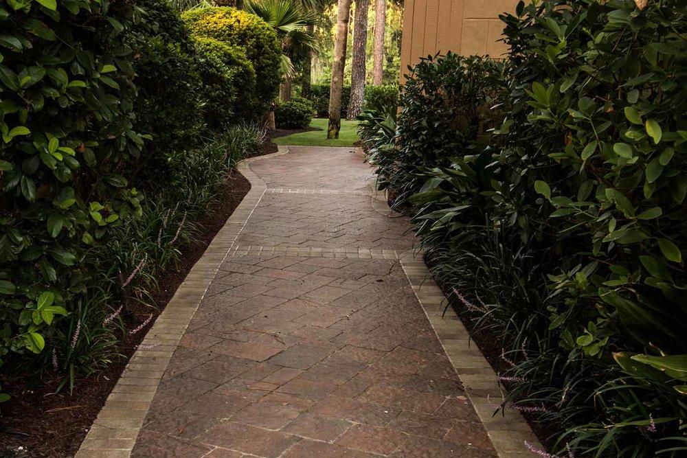 Walkway Paver Installation Ideas Hilton Head Island SC
