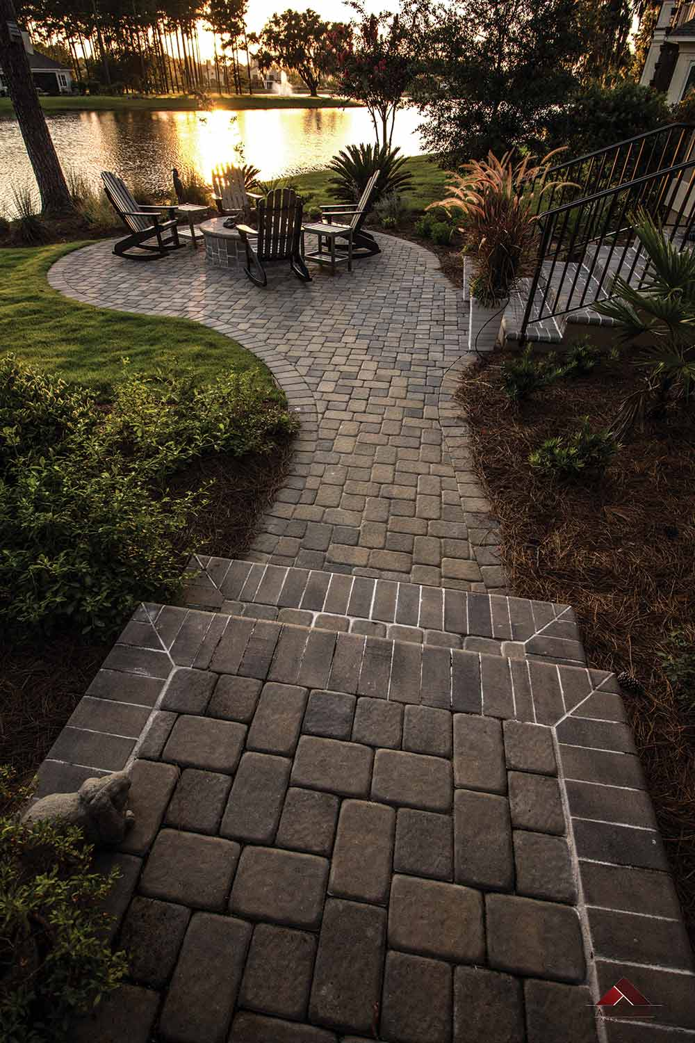 Paver Walkway Contractor Bluffton SC