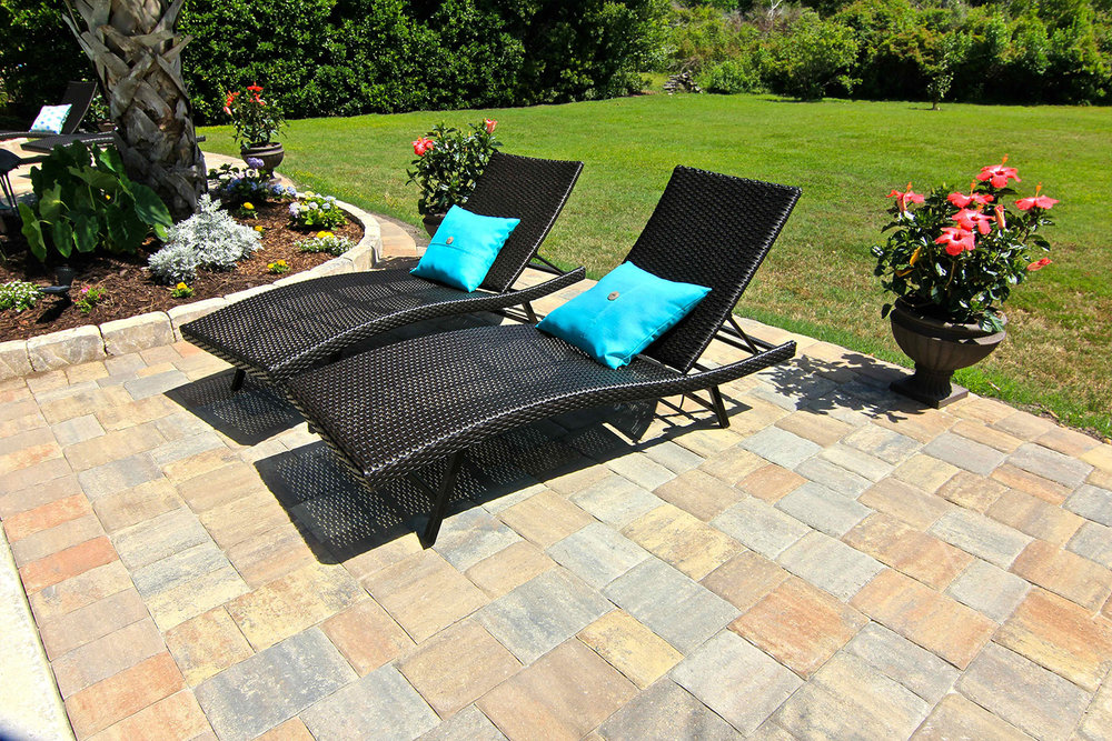 Small Paver Patio Design Ideas Hilton Head Island SC