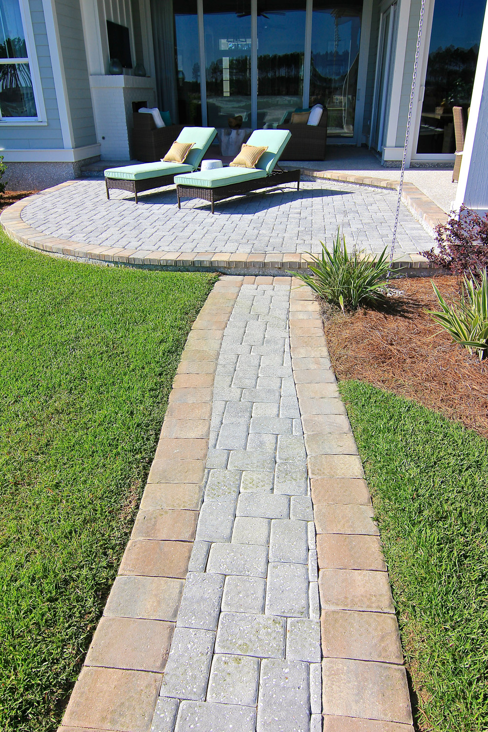 Outdoor Paver Walkway Installers Hilton Head Island SC