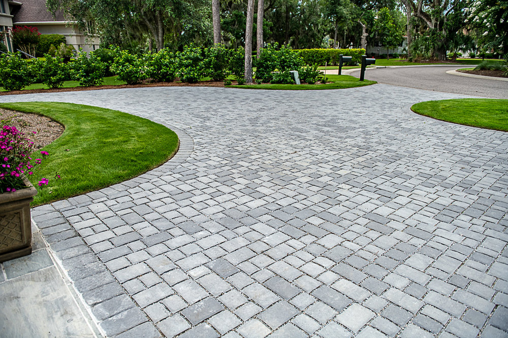 Permeable Pavers - ECO FRIENDLY. APPEALING. SIMPLE