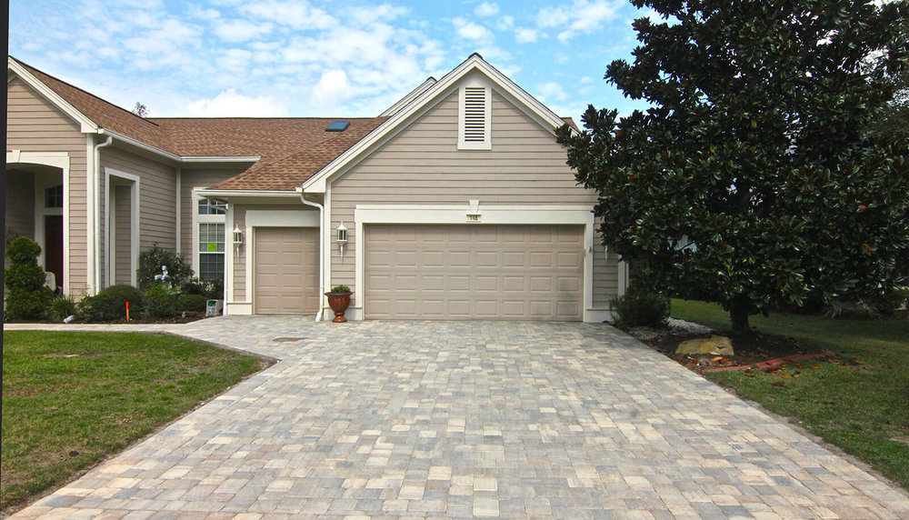 Small Driveway Design Ideas- Charleston, South Carolina