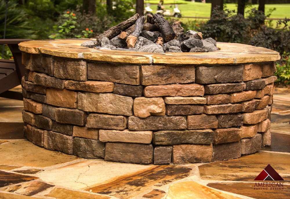 Perfect for any season, this Gas Burning Fire Pit, is the best option, for those who love simplicity. Gas Burning Fire Pits, offer easy on/off switches, are allergy sensitive and beautiful!