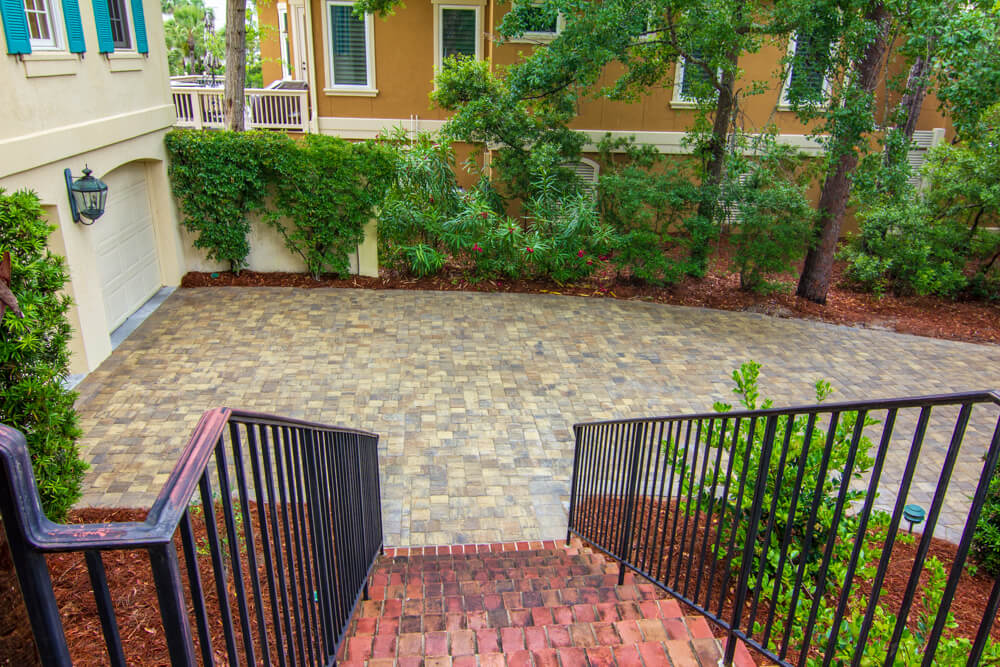 Tremron: 3pc, Sierra Pavers