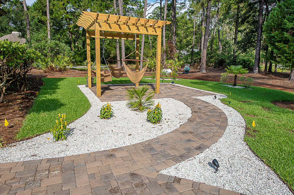 Pavers In Bluffton, SC