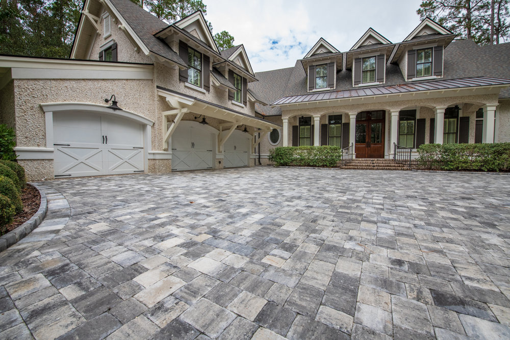 Pavers are: Durable. Attractive and Affordable . Unlike concrete, installing pavers will upgrade your homes appeal and value!
