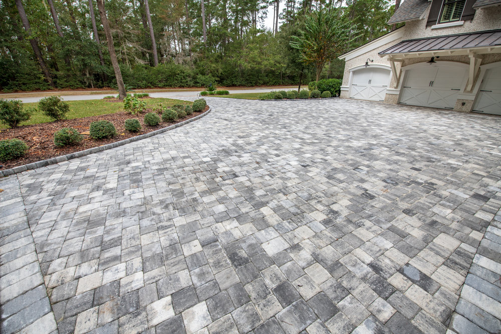 Paver Driveway Installers Bluffton, SC