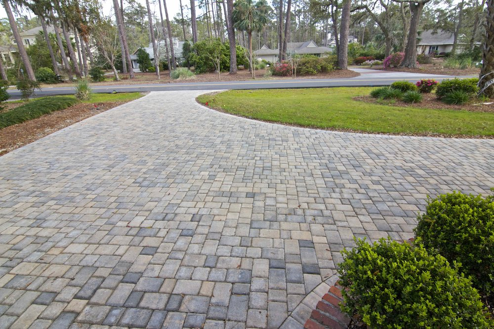 POLYSAND - Driveways. Pool Decks & Patios