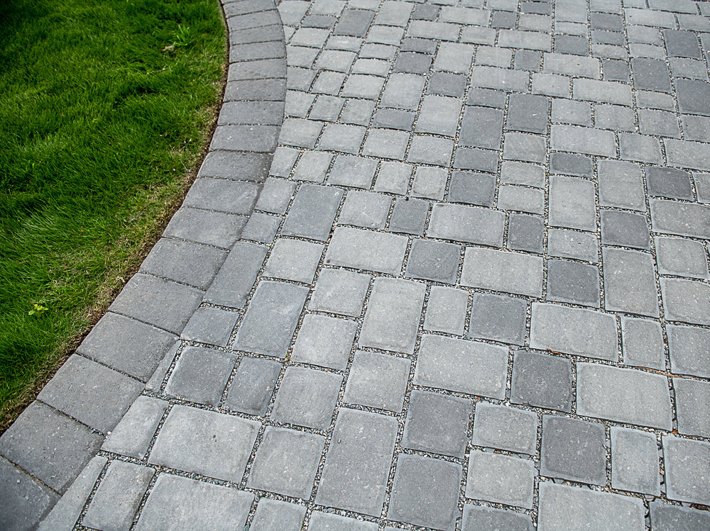 Permeable Paver Joints