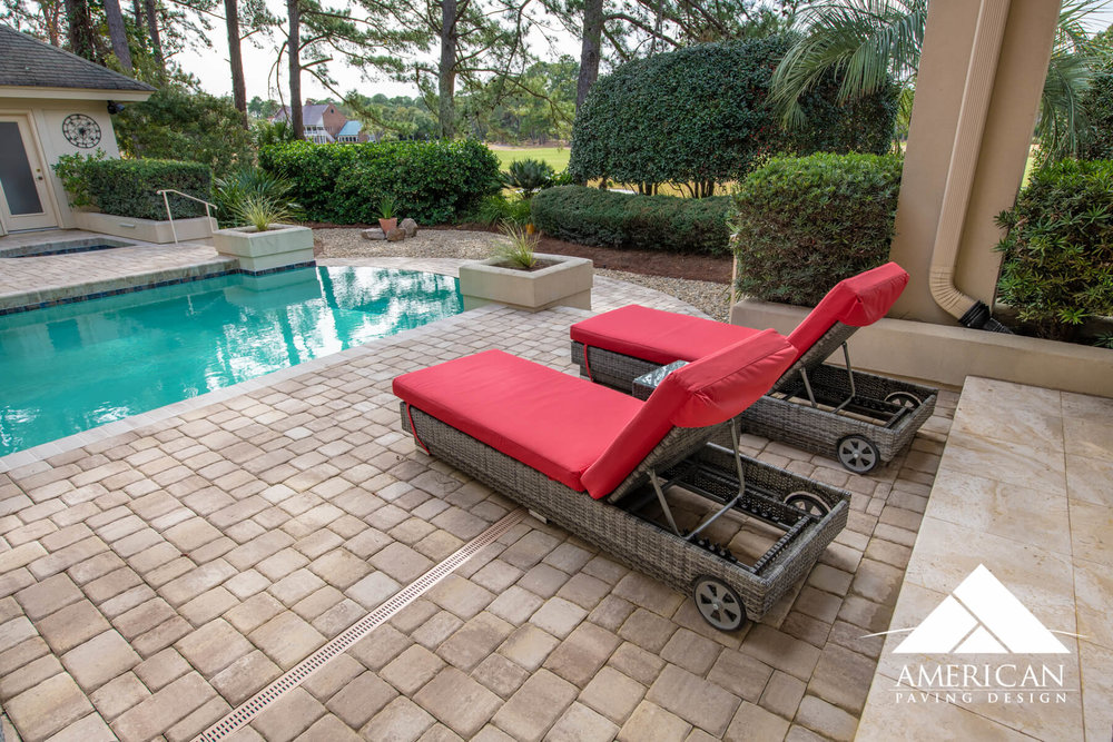 Resurface Your Pool Deck With Brick Pavers - Hilton Head Island, SC