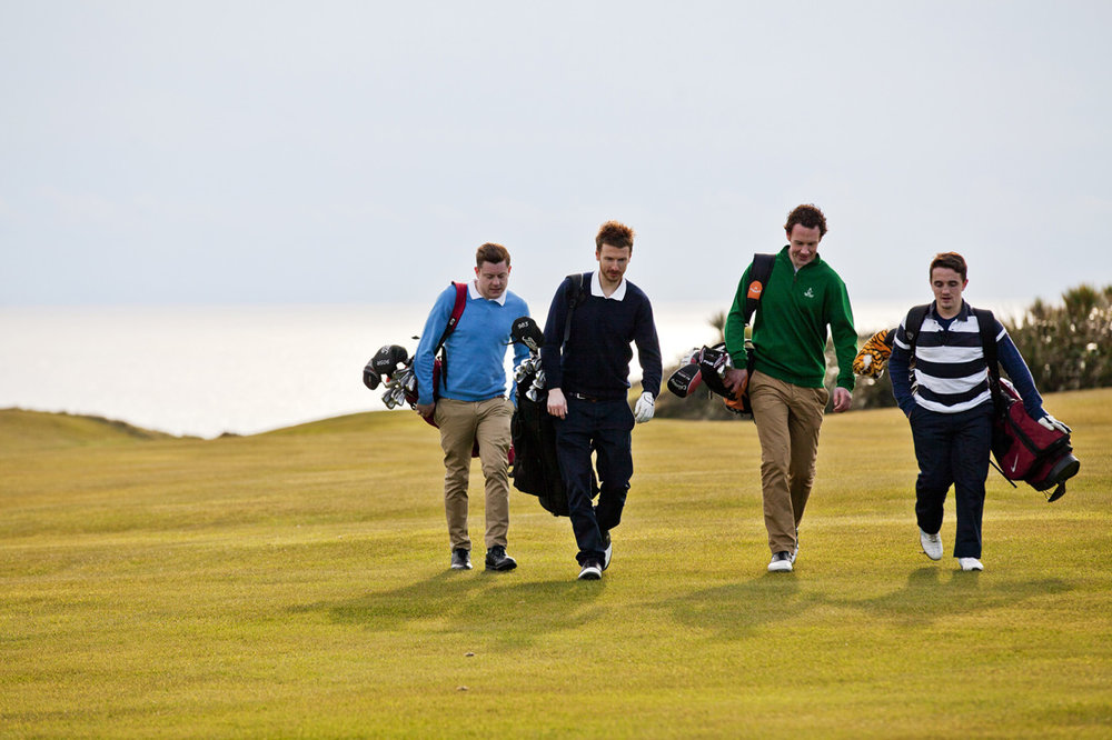 8. get into the swing - Ireland has always been a popular golf destination, but thanks tothe success of McIlroy, Lowry, Harrington, McDowell and Co., golf tourism is absolutely booming. Running a successful golf club requires a big team, including instructors, greenskeepers, bartenders, caterers and general managers. If you can't make it as a pro, then why not try your hand at running a club?