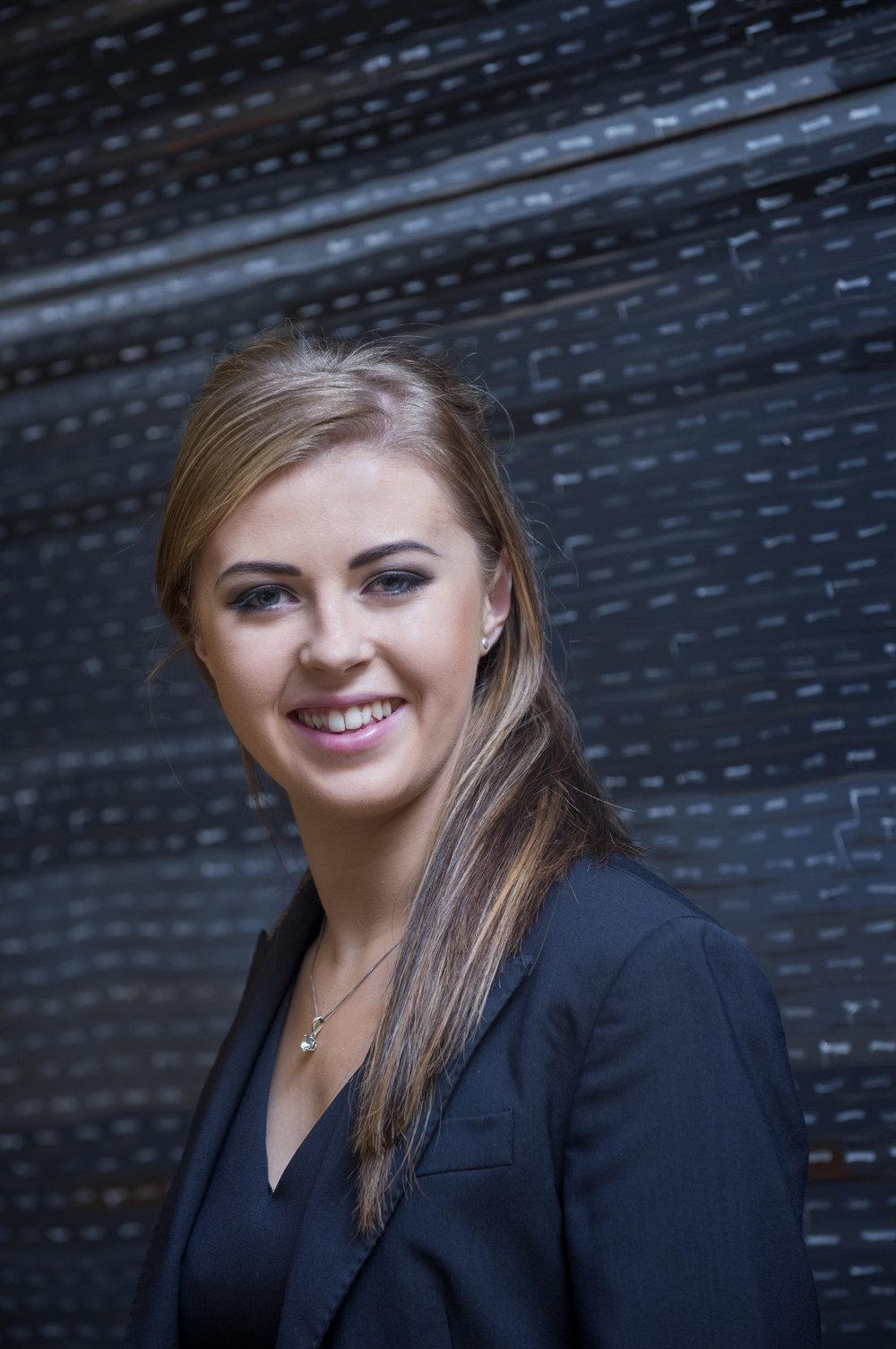 Fact File - Name:Megan ElseyJob:ReceptionistWorks:The River Lee Hotel, Cork