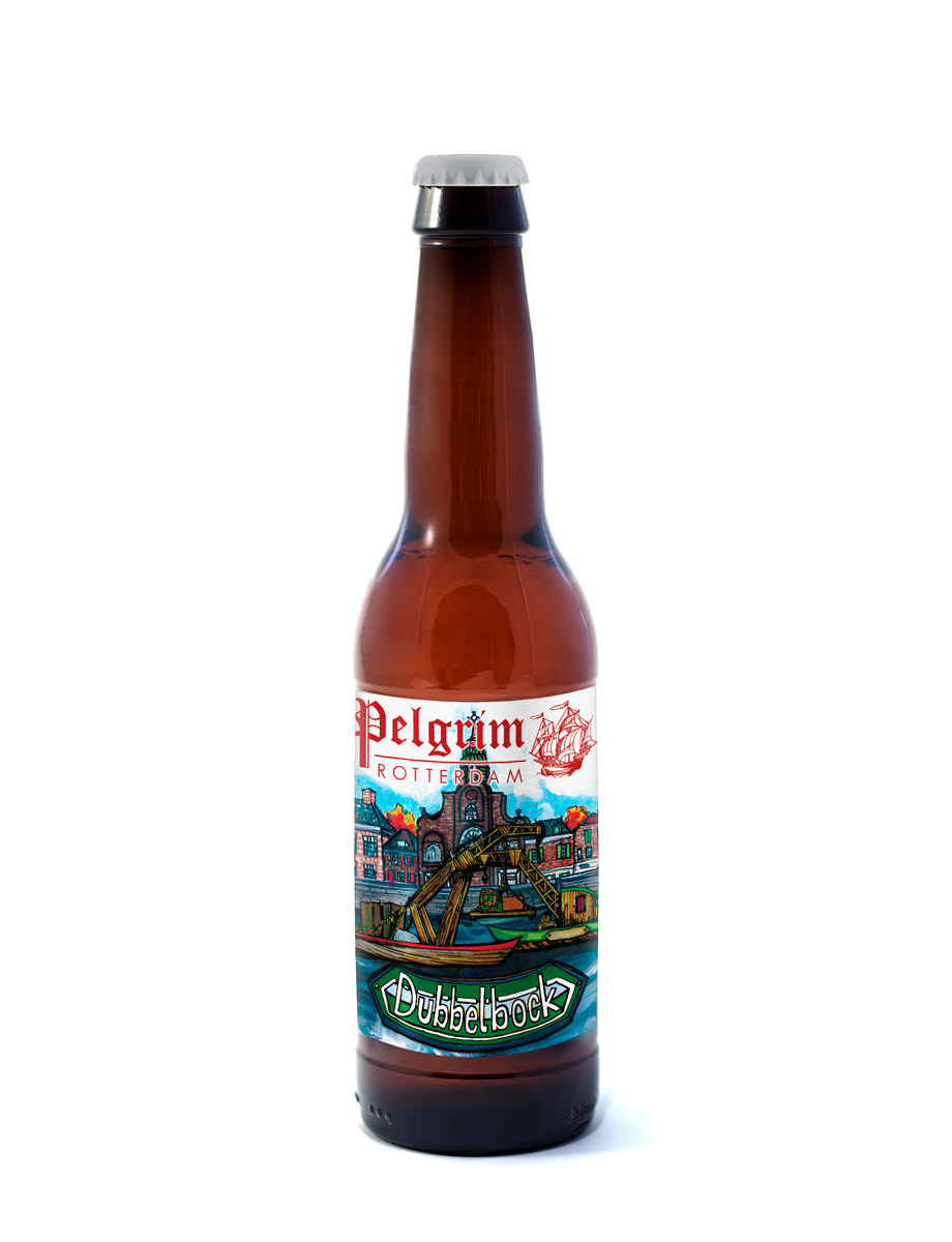 DUBBELBOCK      Dubbelbock is er voor de gure dagen van het jaar. Een vol bier met subtiele smaken van koffie en chocolade.    8% | EBC 98 | EBU 32