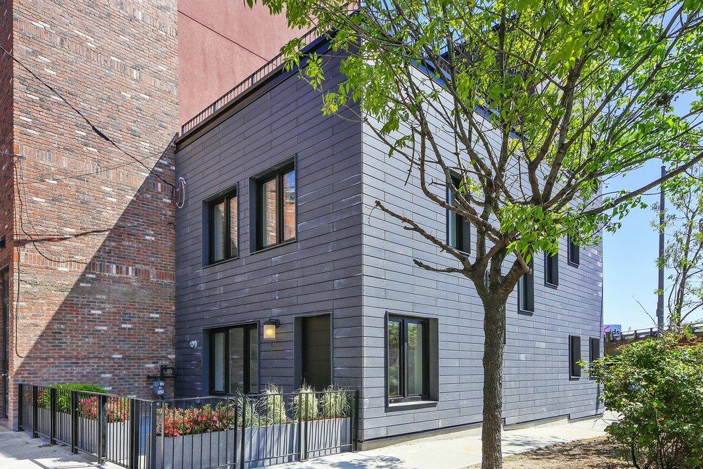 90 Luquer Street - Townhouse, Carroll gardens, BK