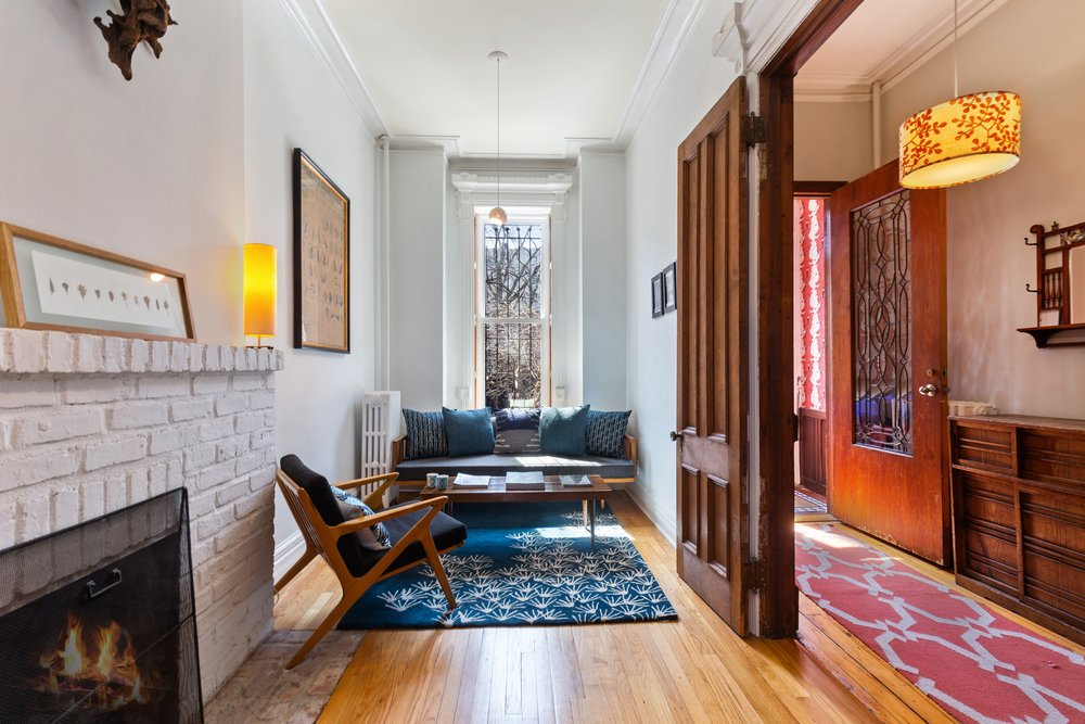 151 Willoughby Avenue  - Townhouse, clinton hill, BK